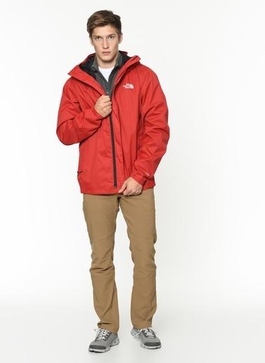 The North Face Outdoor Mont Kırmızı